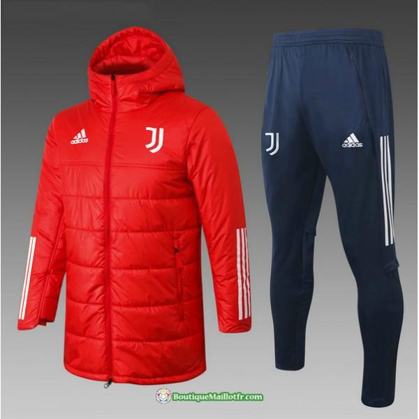 Doudoune Juventus 2020 2021 Rouge