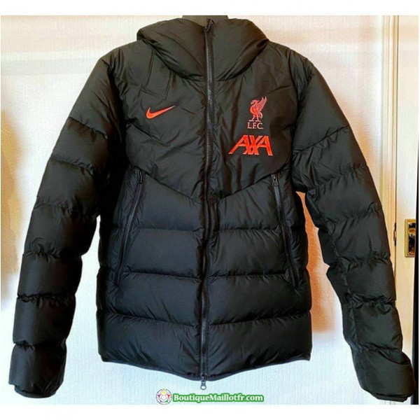 Doudoune Liverpool 2020 2021 Noir