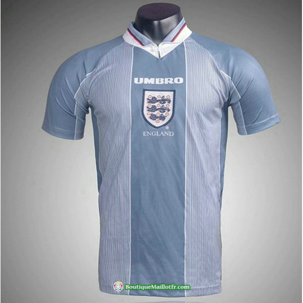 Maillot Angleterre Retro 1996 Exterieur