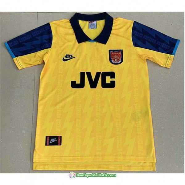 Maillot Arsenal Retro 1994 Exterieur