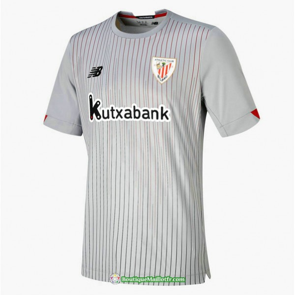 Maillot Athletic Bilbao 2020 2021 Exterieur Gris