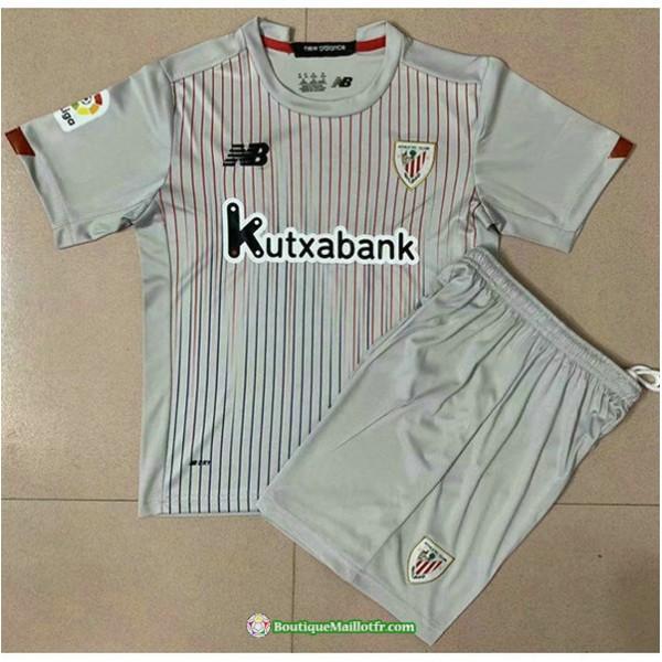 Maillot Athletic Bilbao Enfant 2020 2021 Exterieur