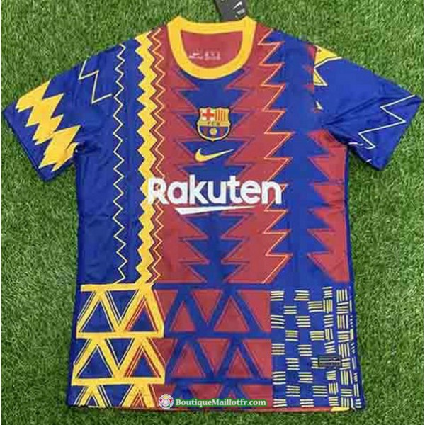 Maillot Barcelone 2021 2022 Pre Match Training