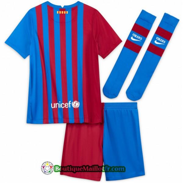 Maillot Barcelone Enfant 2021 2022 Domicile