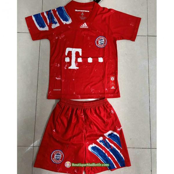Maillot Bayern Munich Enfant 2020 2021 édition Co...