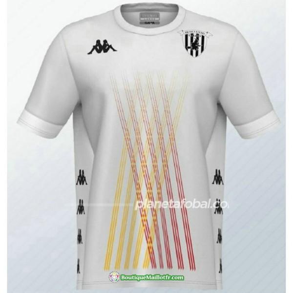 Maillot Benevento Calcio 2020 2021 Exterieur