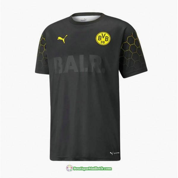 Maillot Borussia Dortmund 2020 2021 édition Conjo...