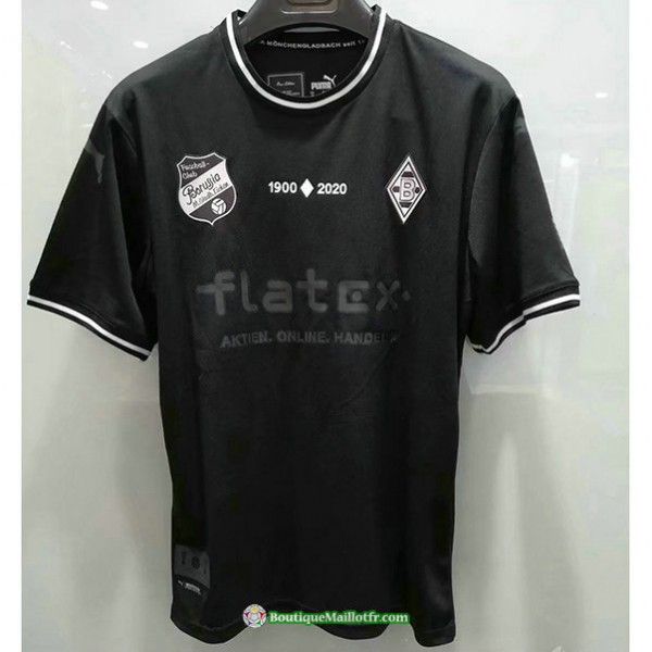 Maillot Borussia Mönchengladbach 2020 2021 120th ...