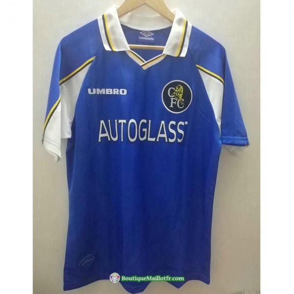 Maillot Chelsea Retro 1997 99 Domicile