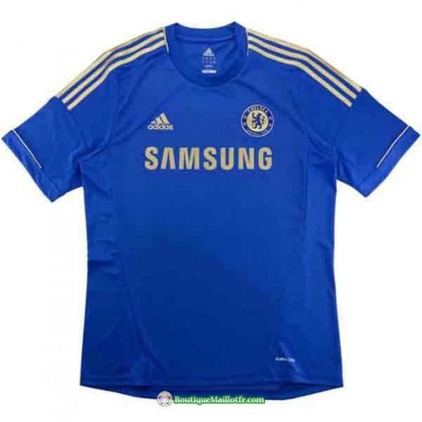 Maillot Chelsea Retro 2012 13 Domicile