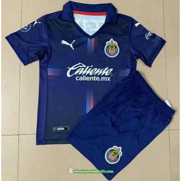 Maillot Chivas Regal Enfant 2021 2022 Third