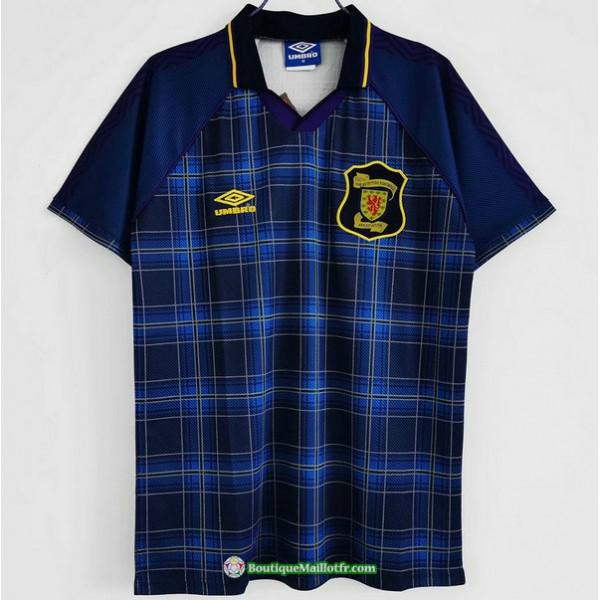 Maillot Écosse Retro 1994 96 Domicile
