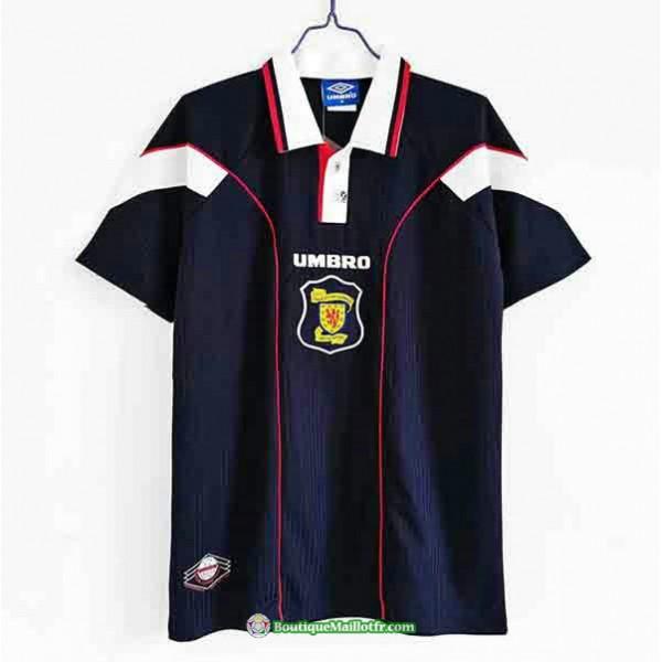 Maillot Écosse Retro 1996 98 Domicile