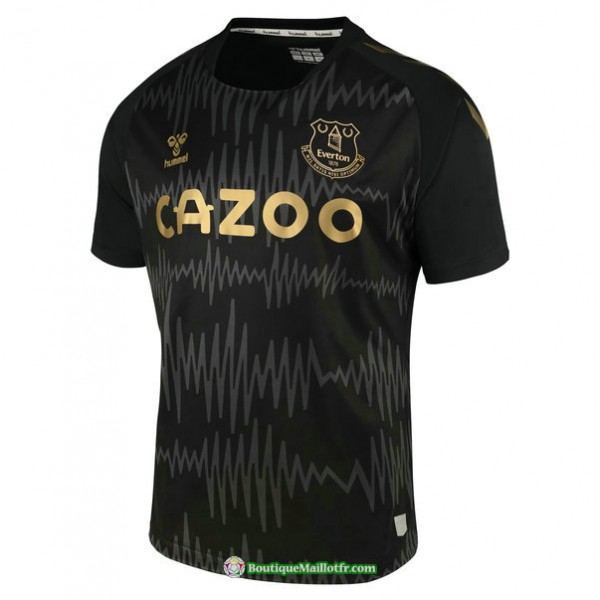 Maillot Everton 2020 2021 Third Gardien De But