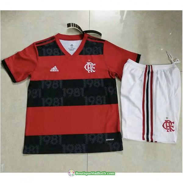 Maillot Flamengo Enfant 2021 2022 Domicile
