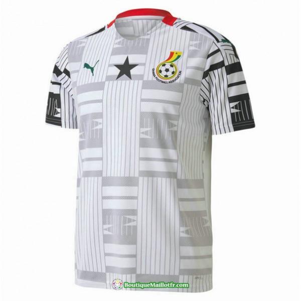 Maillot Ghana 2020 2021 Domicile