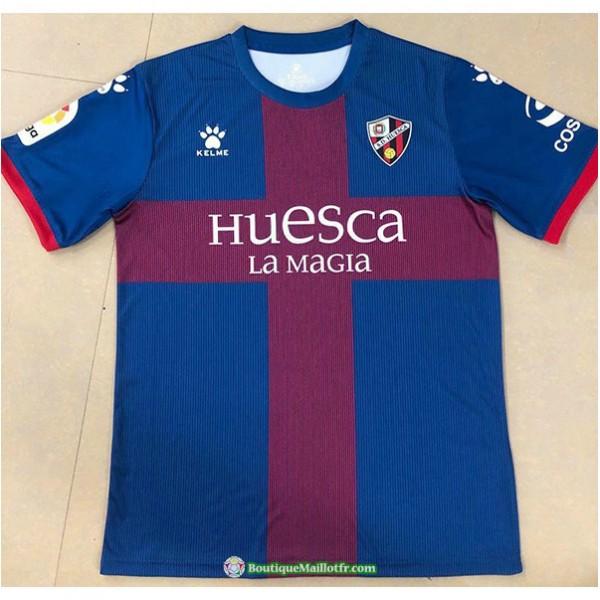 Maillot Huesca 2020 2021 Domicile