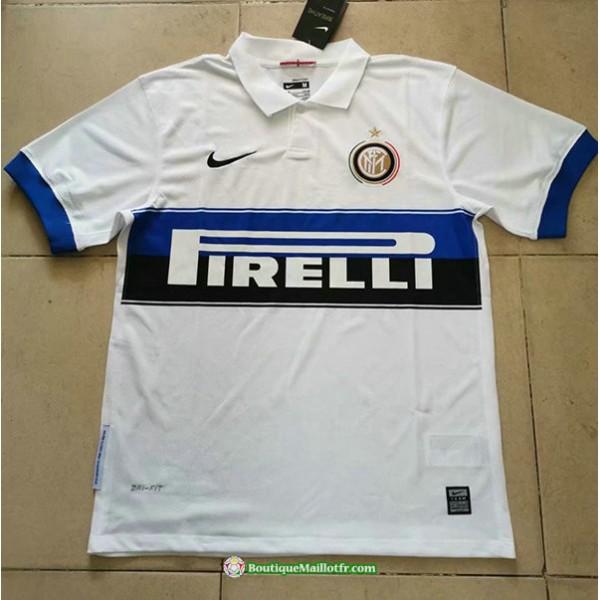 Maillot Inter Milan Retro 2009 10 Exterieur