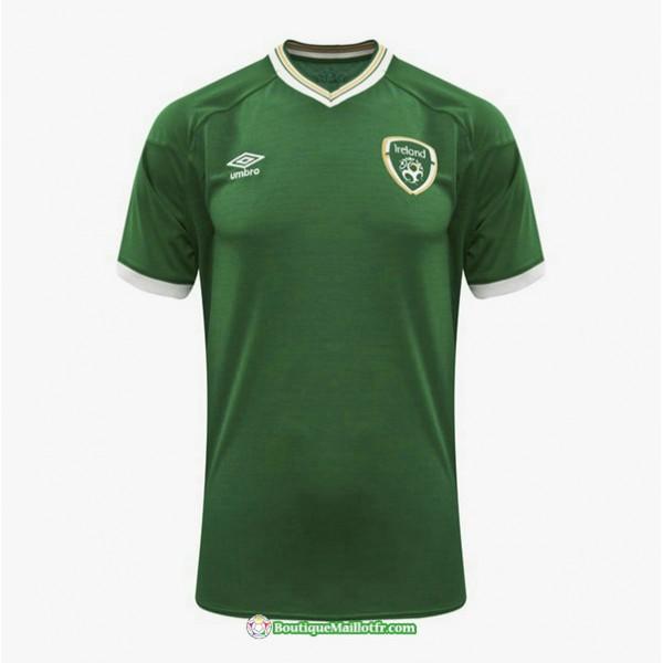 Maillot Ireland 2020 2021 Domicile Vert