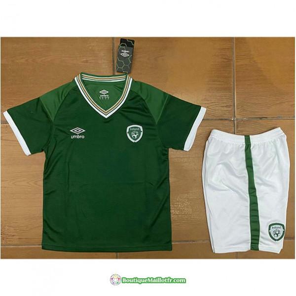Maillot Ireland Enfant 2020 2021 Domicile