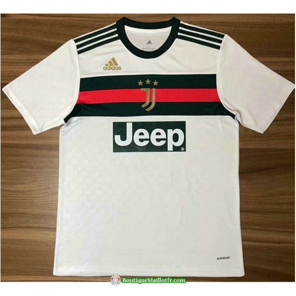 Maillot Juventus Blanc 2020 2021 Special Edition