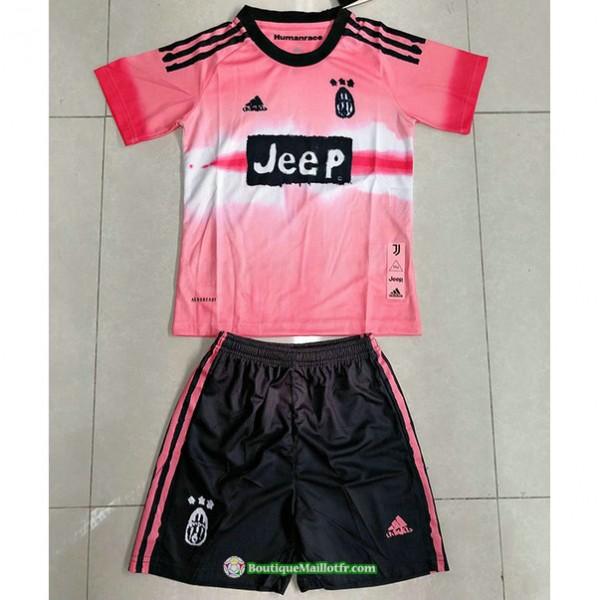 Maillot Juventus Enfant 2020 2021 édition Conjoin...