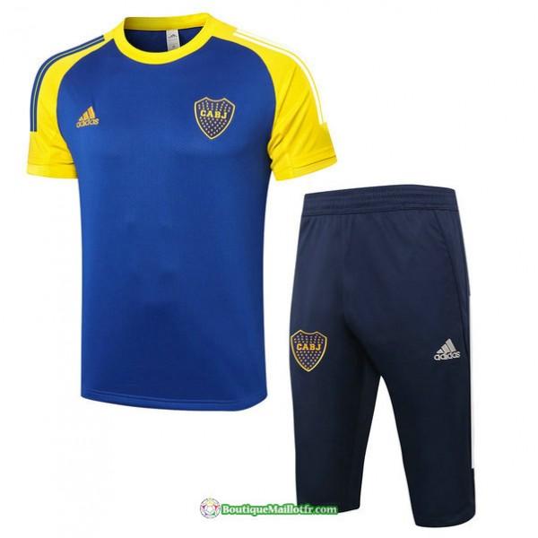 Maillot Kit Entraînement Boca Juniors 2020 2021 T...