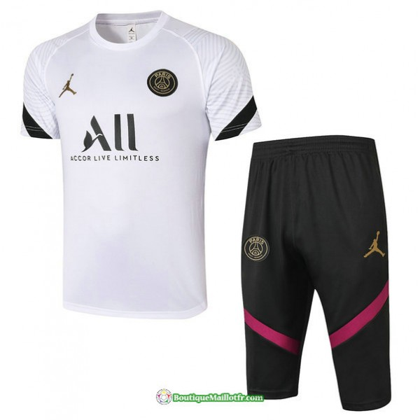 Maillot Kit Entraînement Jordan Paris Saint Germa...