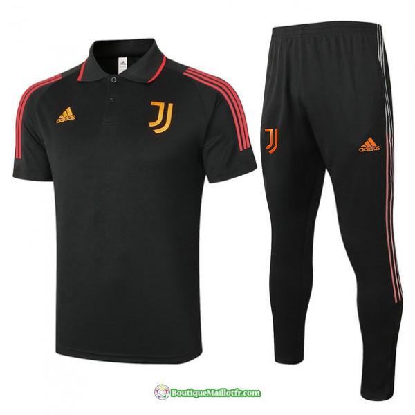 Maillot Kit Entraînement Juventus Polo 2020 2021 ...