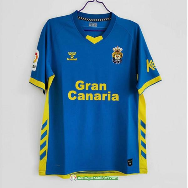 Maillot Las Palmas 2020 2021 Exterieur Bleu