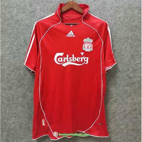 Maillot Liverpool Retro 2006 08 Domicile