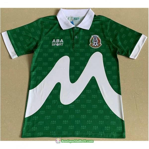 Maillot Mexique Retro 1995 Domicile