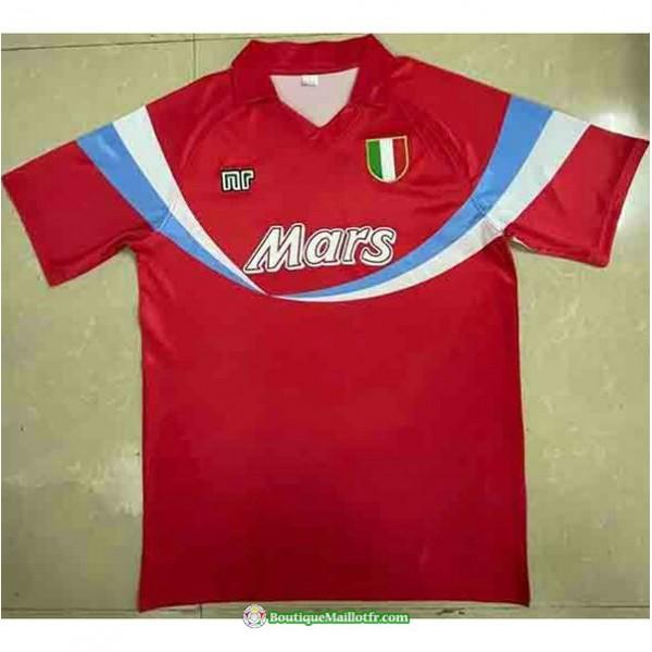 Maillot Naples Retro 1990 91 Exterieur