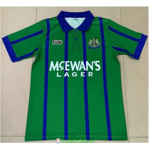 Maillot Newcastle United Retro 1995 Exterieur