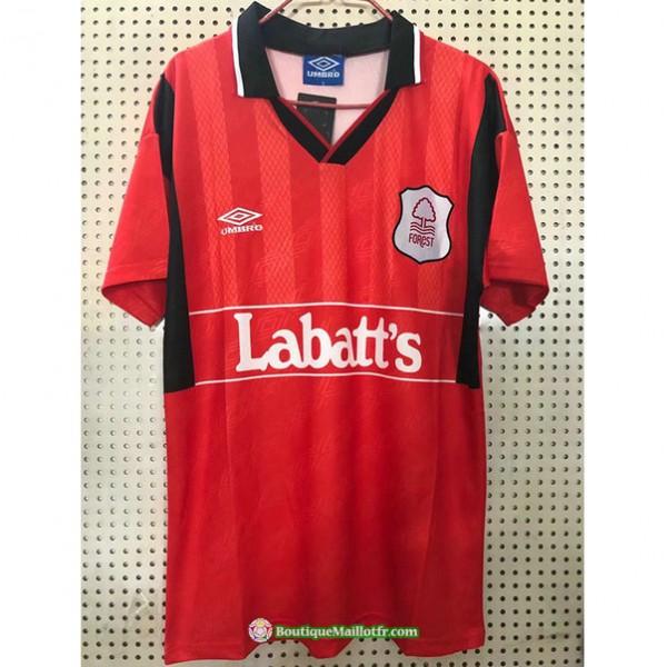 Maillot Nottingham Forest Retro 1994 95 Domicile