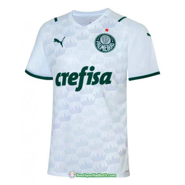 Maillot Palmeiras 2021 2022 Exterieur