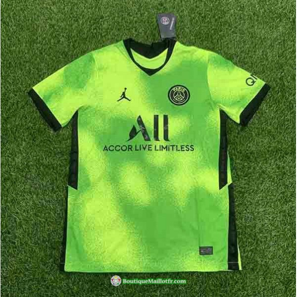 Maillot Paris Saint Germain Jordan 2021 2022 Speci...