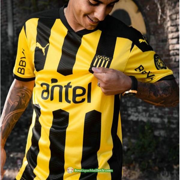 Maillot Peñarol 2020 2021 Domicile