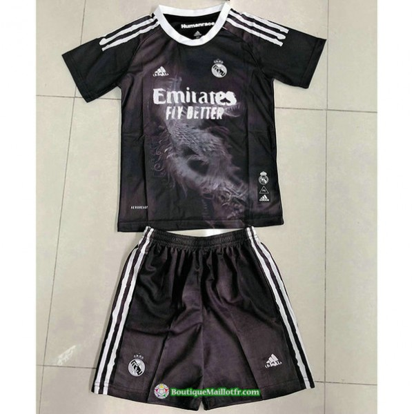 Maillot Real Madrid Enfant 2020 2021 édition Conj...