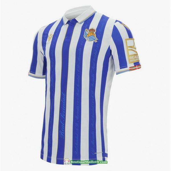 Maillot Real Sociedad Copa Del Rey 2020 2021