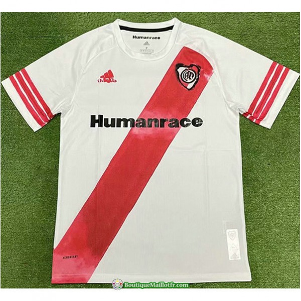 Maillot River Plate Amarfal 2020 2021