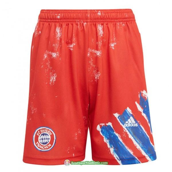 Maillot Short Bayern Munich 2020 2021
