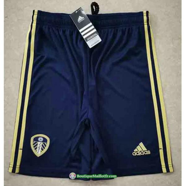 Maillot Short Leeds United 2020 2021 Exterieur