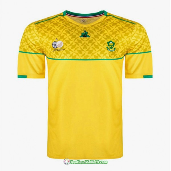 Maillot South Africa 2020 2021 Domicile