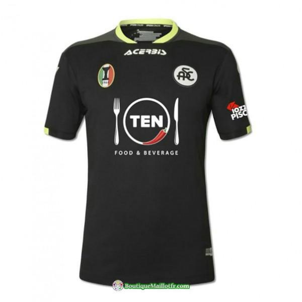 Maillot Spezia Calcio 2020 2021 Exterieur