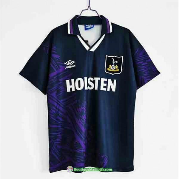 Maillot Tottenham Hotspur Retro 1994 95 Exterieur