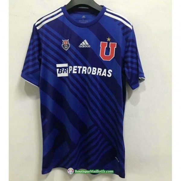 Maillot Universidad De Chile 2021 2022 Domicile