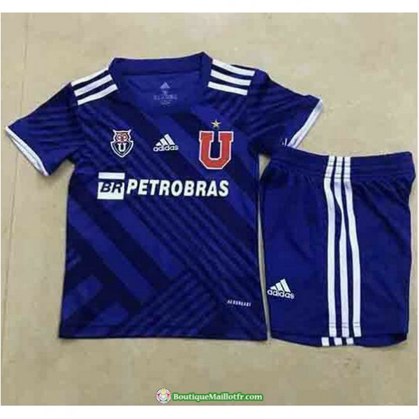 Maillot Universidad De Chile Enfant 2021 2022 Domi...