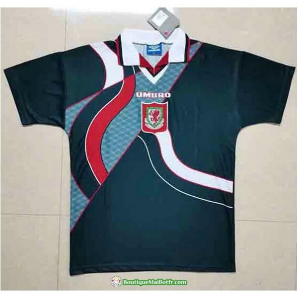 Maillot Wales Retro 1994 95 Exterieur
