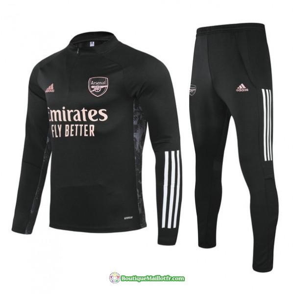 Survetement Champions League Arsenal 2021 2022 Noi...